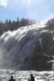 Chute Manitou. Entre Sept-Iles et Rivière-au-Tonnerre, cette chute impressionnante nous attend après une longue descente (donc remontée) qui longe la rivière du même nom. Elle aussi se jette dans le Saint-Laurent.