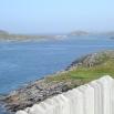 Enfin, je me détendrai sur l'île Fogo, avant d'amorcer la route du retour.