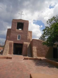 Chapelle San Miguel, la plus vieille chapelle des États: 1625