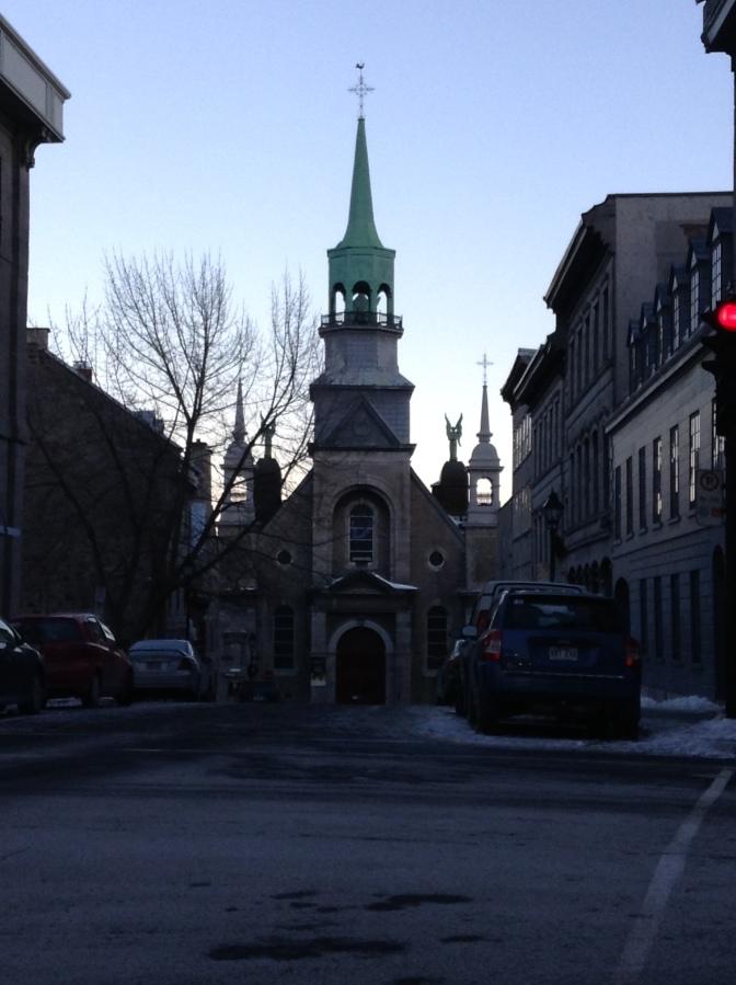 Musée Marguerite-Bourgeoys et chapelle Notre-Dame-de-Bon-Secours