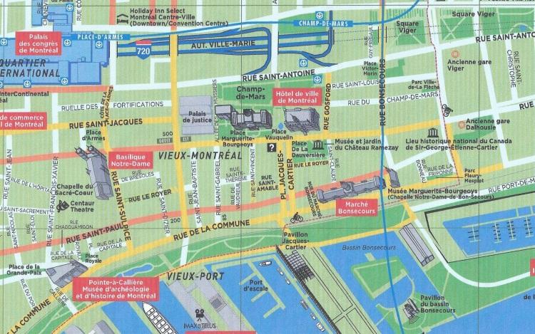 Vieux-Montréal partie est