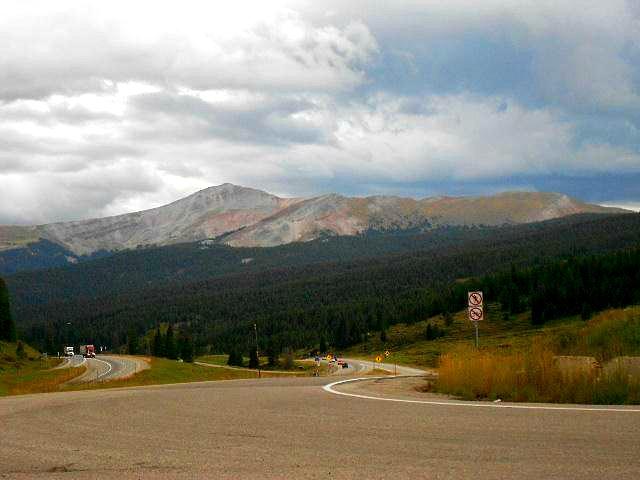 Le mont Elbert