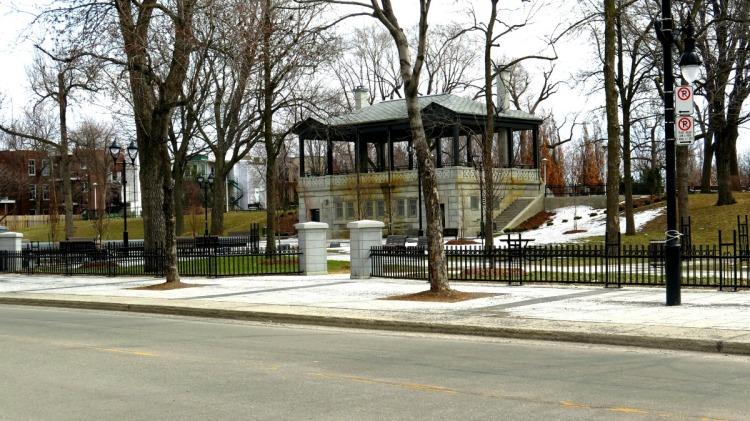 Le parc Morgan