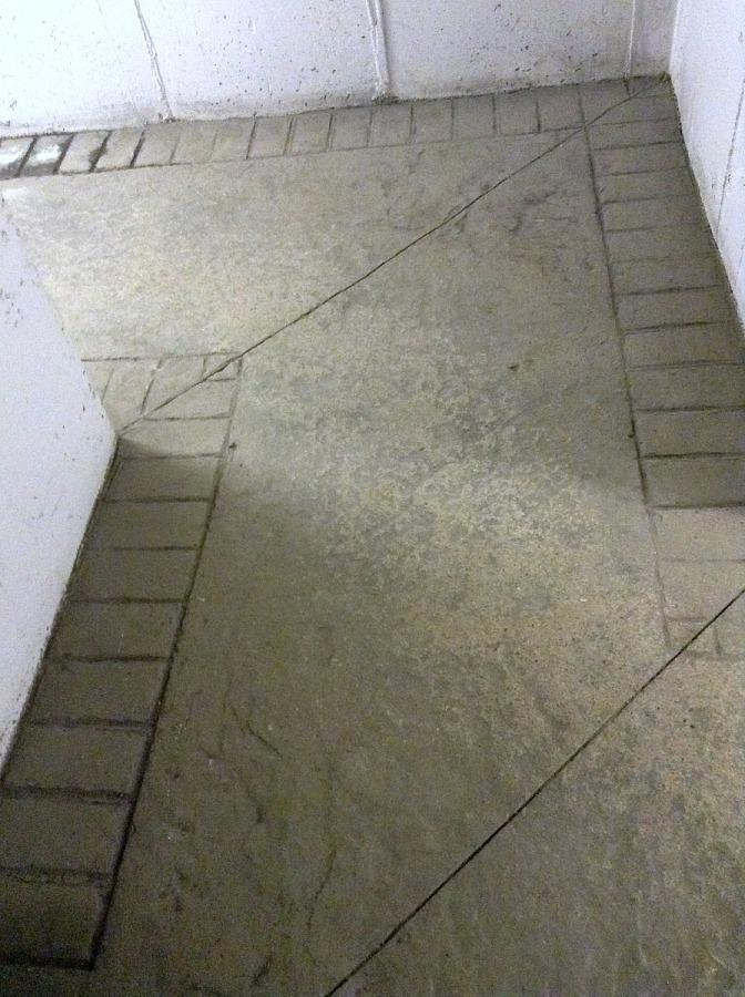 dalles souterraines