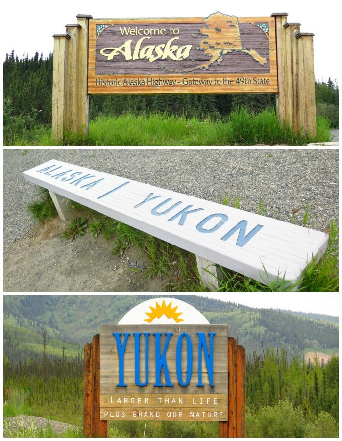 Frontiere Alaska Yukon