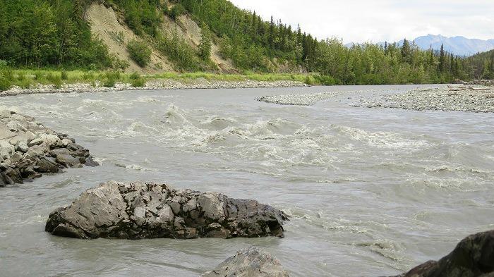 Matanuska riv