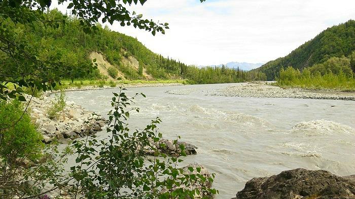 Matanuska rivière RC(2)