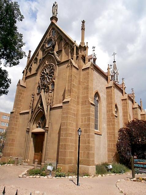 La chapelle Loretto