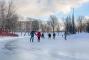 La patinoire du parc Lafontaine