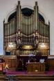 Orgue d'une église protestante